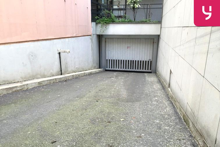 Location parking Riquet - Quai de la Seine - Paris