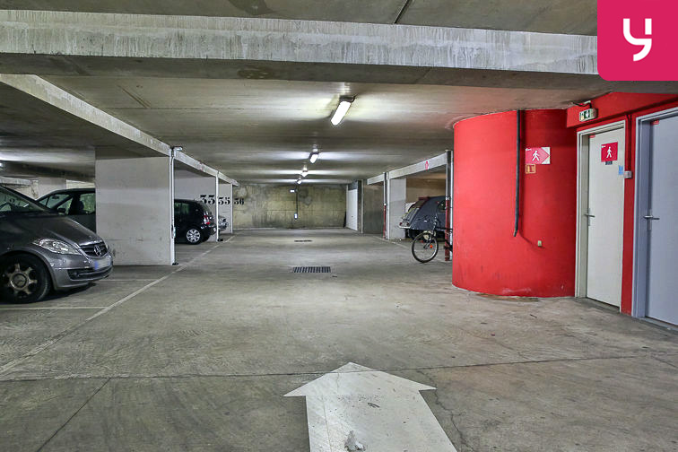 Parking Riquet - Quai de la Seine - Paris avis