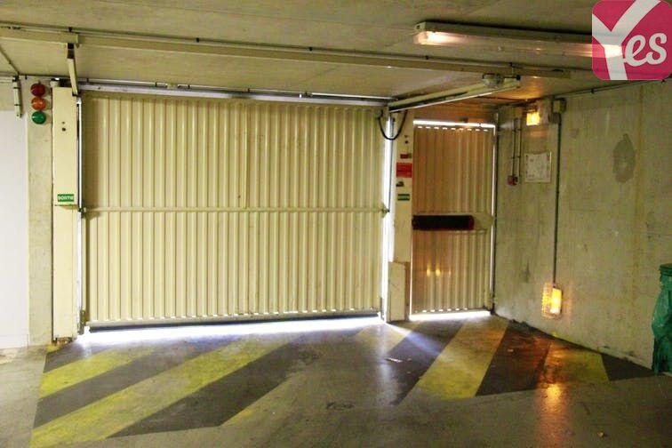 Parking La Défense en location