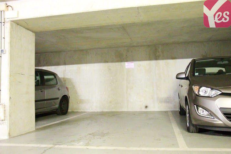 Parking La Défense sécurisé