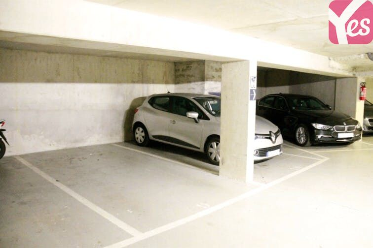 Parking La Défense à louer