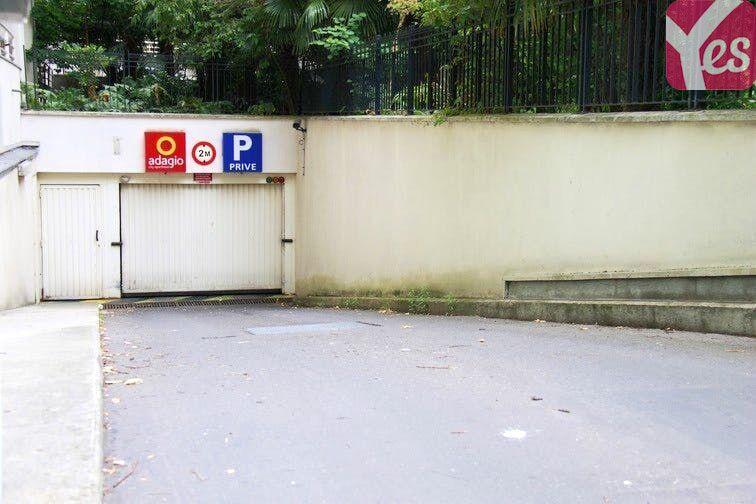 location parking La Défense