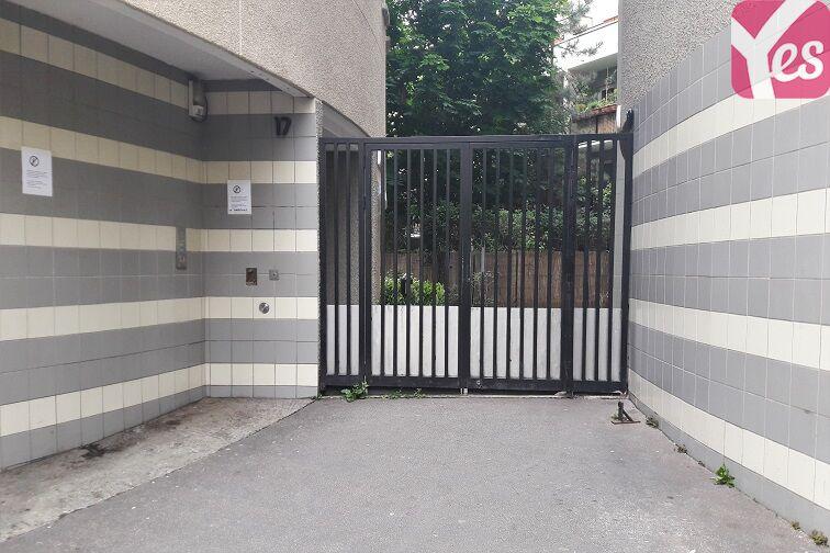 Parking Père Lachaise - Paris en location