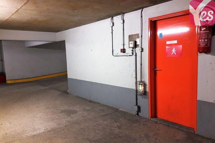Parking Père Lachaise - Paris sécurisé