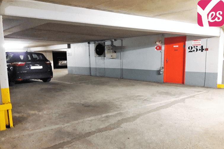 Parking Père Lachaise - Paris à louer