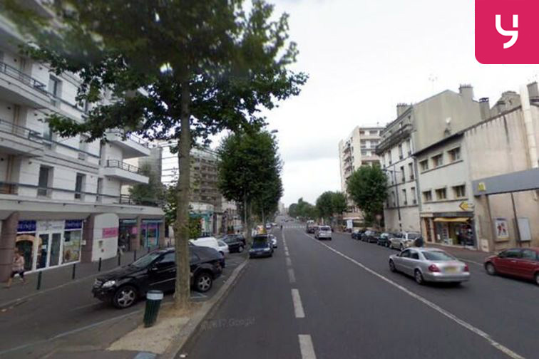 location parking Ecole Primaire de Polangis - Joinville-le-Pont