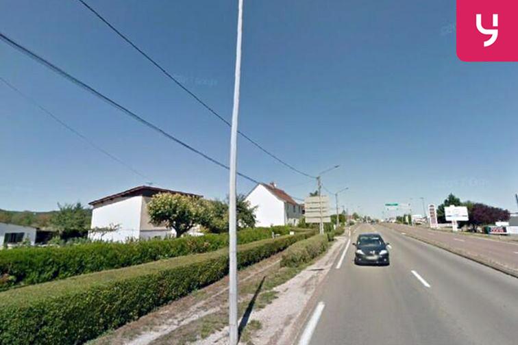 Parking Stade de la Rente Logerot - Perrigny-lès-Dijon location mensuelle