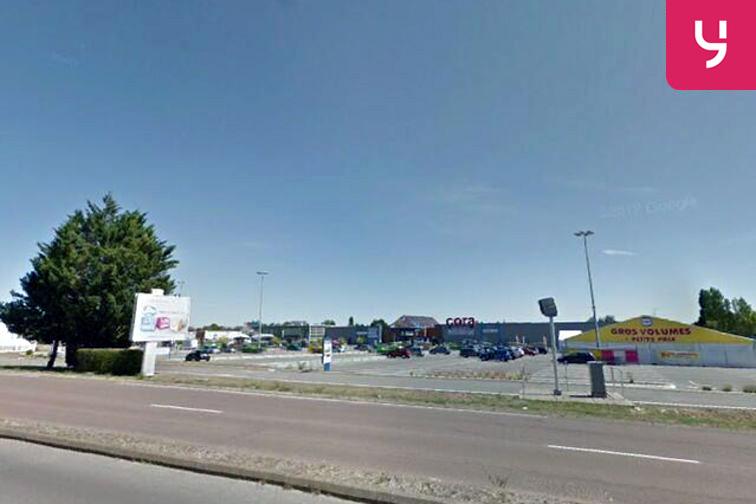 Parking Stade de la Rente Logerot - Perrigny-lès-Dijon sécurisé