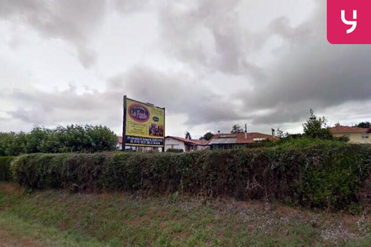location parking Médiathèque Les Temps Modernes - Tarnos