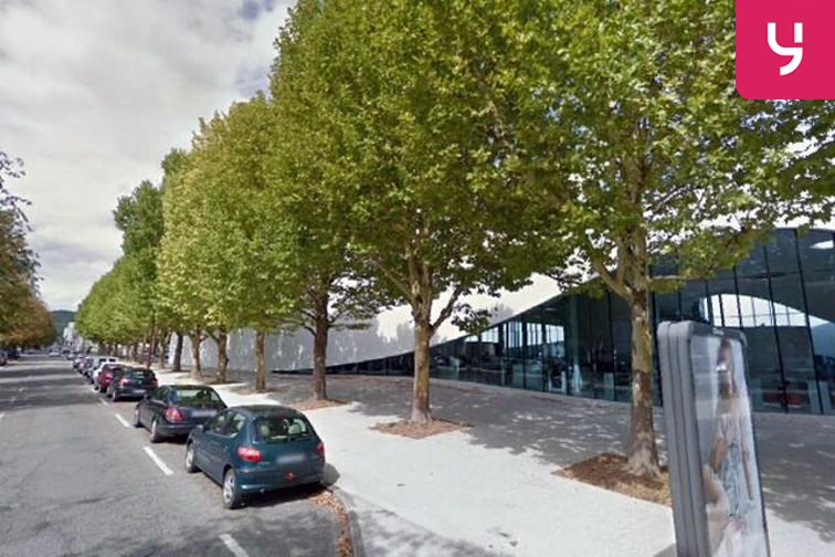 Parking Cité scolaire Hélène Boucher - Thionville en location