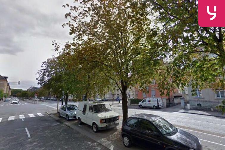 Parking Cité scolaire Hélène Boucher - Thionville allée Raymond PoinCarré