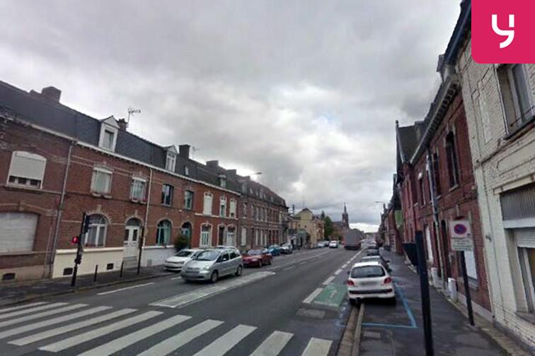 Parking Parc Dampièrre - Valenciennes en location