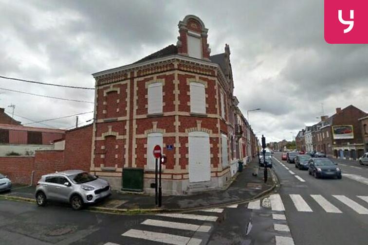 Parking Parc Dampièrre - Valenciennes sécurisé