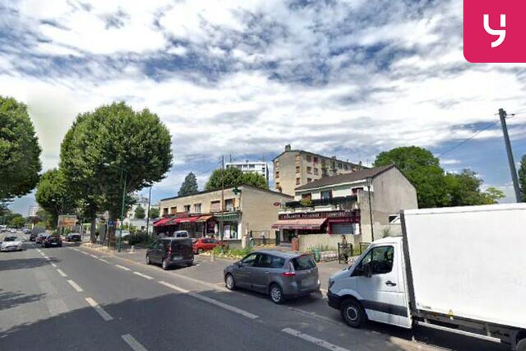 Parking Crèche de Saint Leu - Villetaneuse box