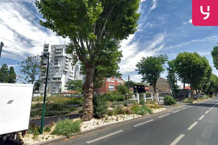 Parking Crèche de Saint Leu - Villetaneuse 93430