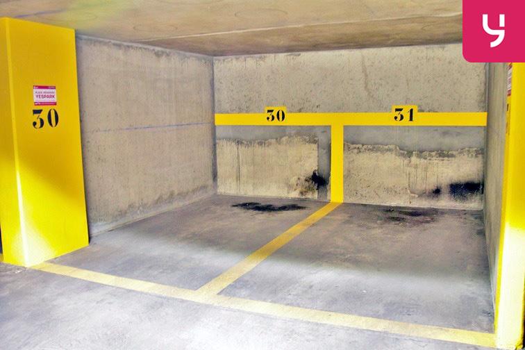 Parking Mairie de Boulogne-Billancourt box