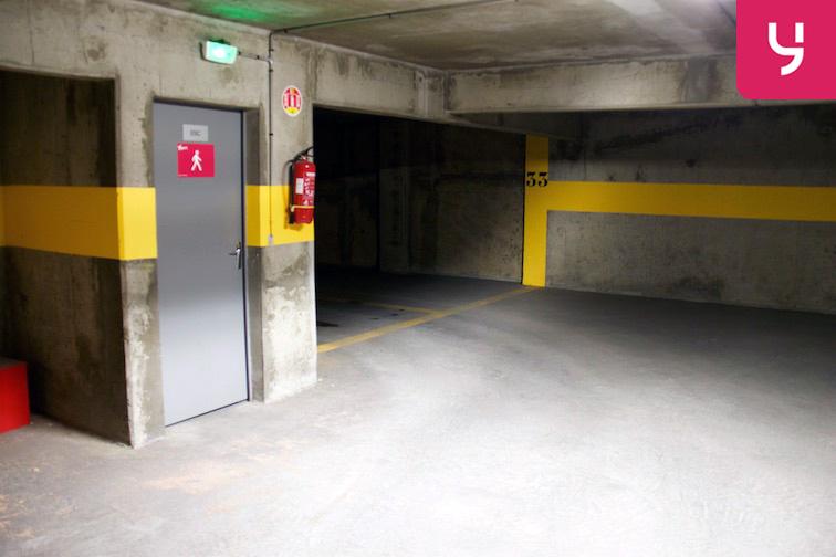 Parking Mairie de Boulogne-Billancourt location