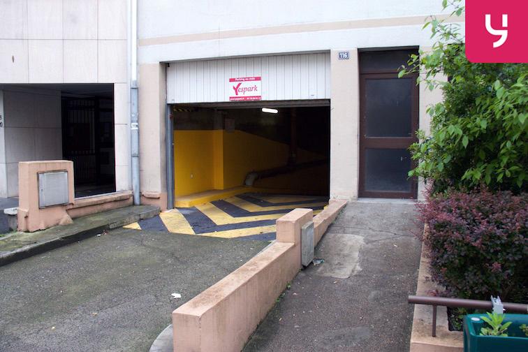 Parking Mairie de Boulogne-Billancourt sécurisé