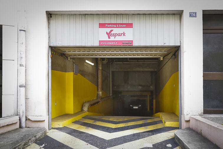 Parking Mairie de Boulogne-Billancourt location mensuelle