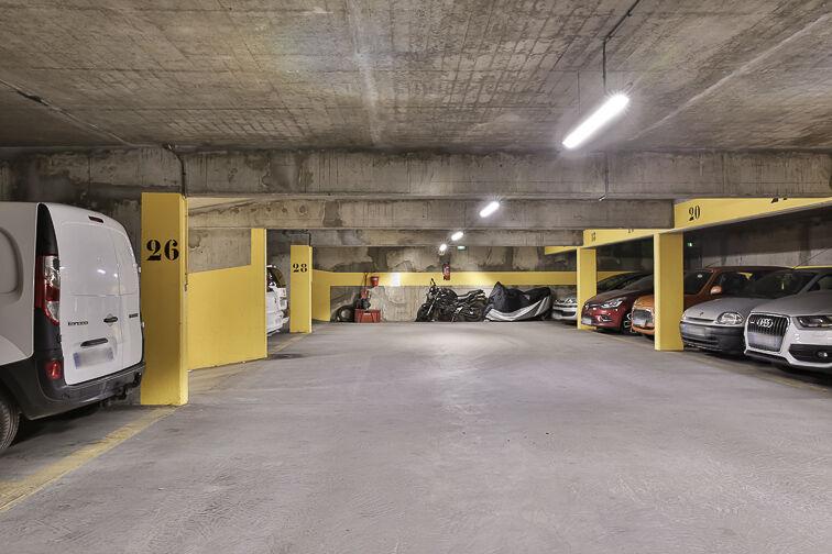 Parking Mairie de Boulogne-Billancourt garage