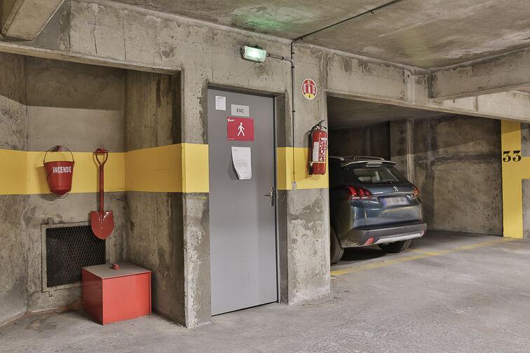 Parking Mairie de Boulogne-Billancourt à louer