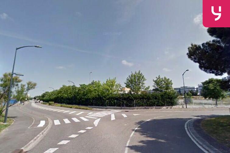 Parking Eglise Saint Joseph - Balma rue Saint-Jean