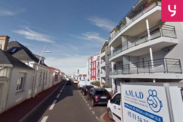 location parking Centre Médico-Social Saint-Gilles - Saint-Gilles-Croix-de-Vie