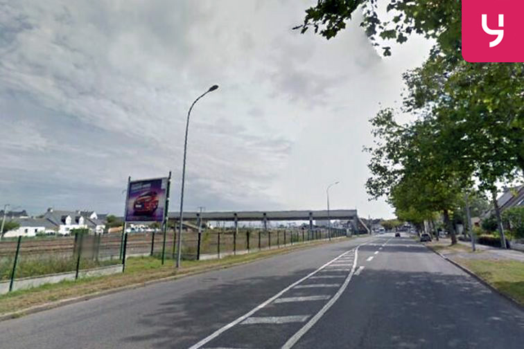 Parking Collège Jean Moulin - Saint-Nazaire en location