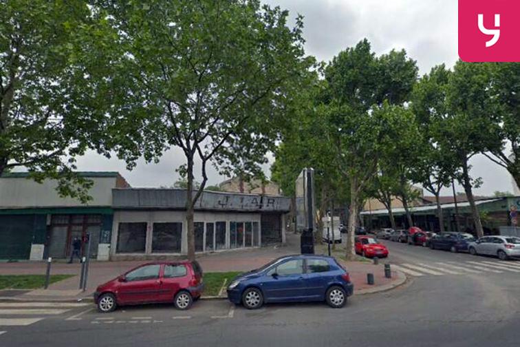 Parking Cimetière Parisien de Saint Ouen - Saint-Ouen-sur-Seine en location