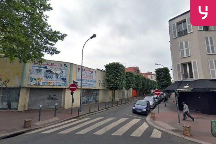 location parking Cimetière Parisien de Saint Ouen - Saint-Ouen-sur-Seine