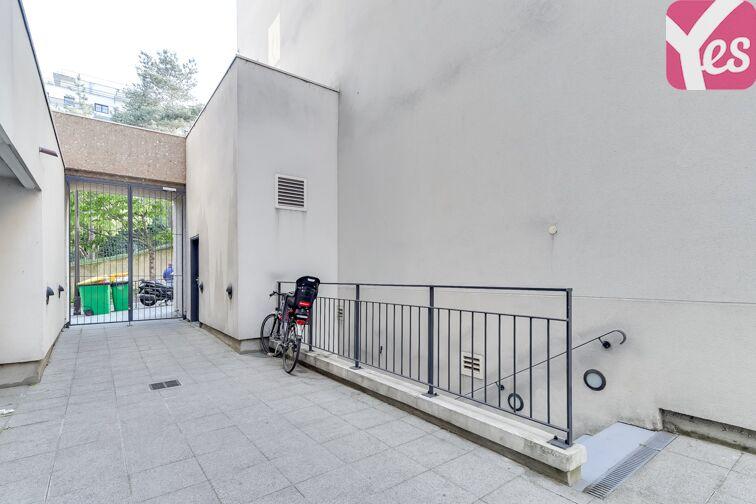 Parking Parc Montsouris - Alésia garage