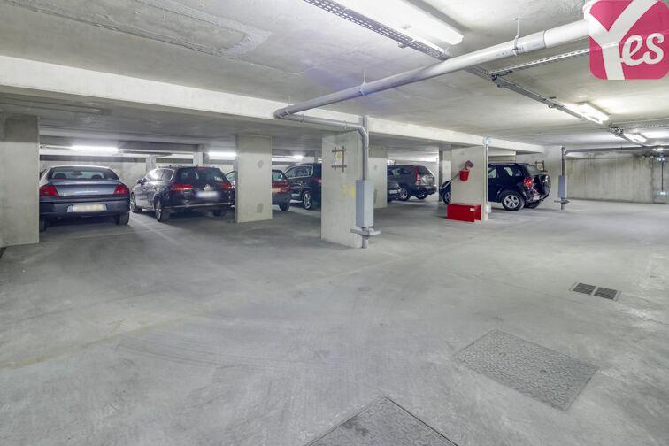 Parking Parc Montsouris - Alésia 24/24 7/7