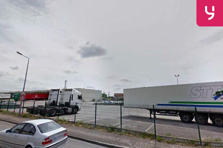 Parking Gare de Saint-Priest - Saint-Priest 24/24 7/7
