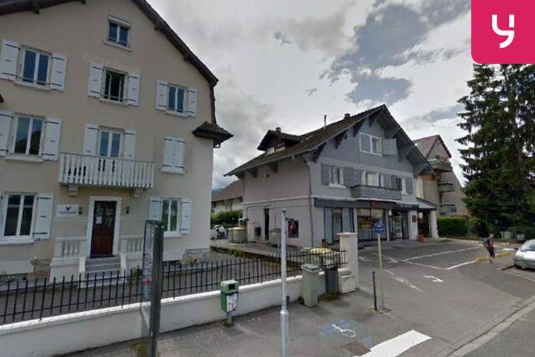 Parking Collège Jean Jacques Rousseau - Thonon-les-Bains pas cher