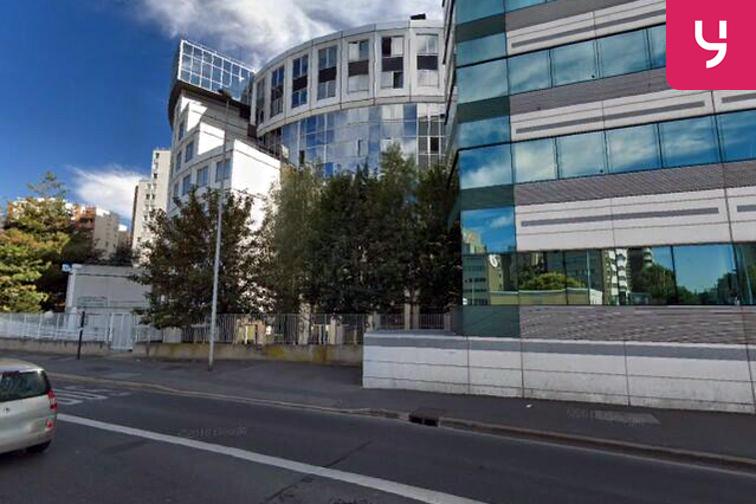 Parking Palais de justice - Bobigny box