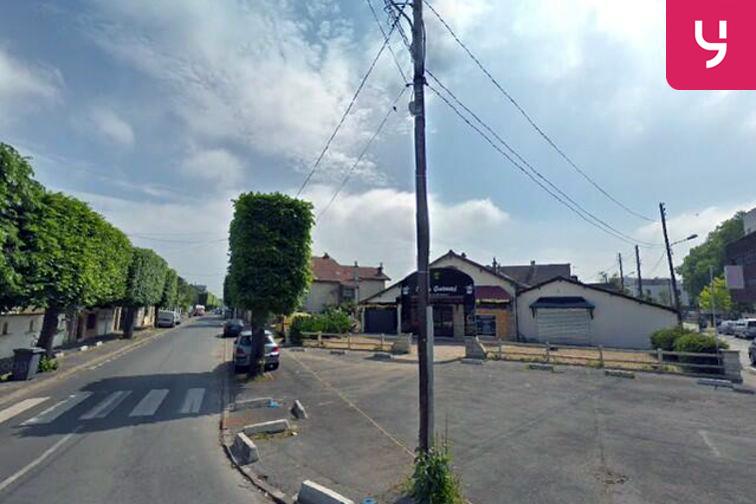 Parking RER Vigneux-Sur-Seine - Vigneux-sur-Seine Vigneux-sur-Seine