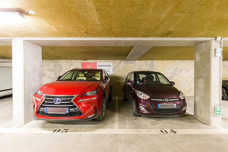 Parking Avenue de France - Paris box
