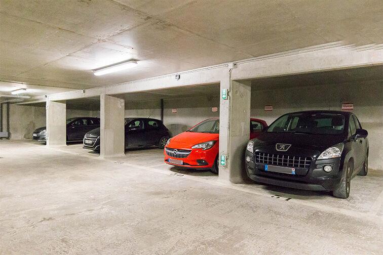 Parking Avenue de France - Paris à louer