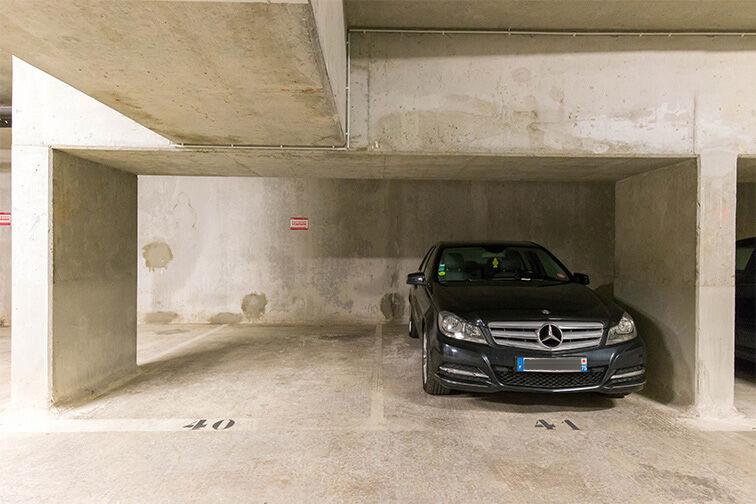 Parking Avenue de France - Paris avis