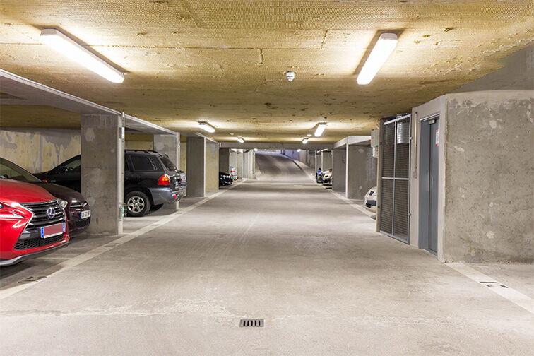 Parking Avenue de France - Paris pas cher