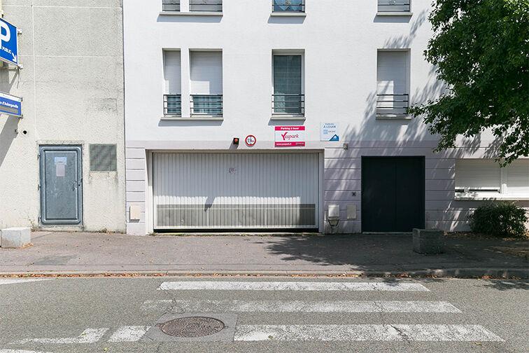 Parking Gare Aubergenville - Elisabethville sécurisé