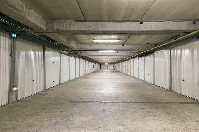 Parking Gare Aubergenville - Elisabethville Aubergenville