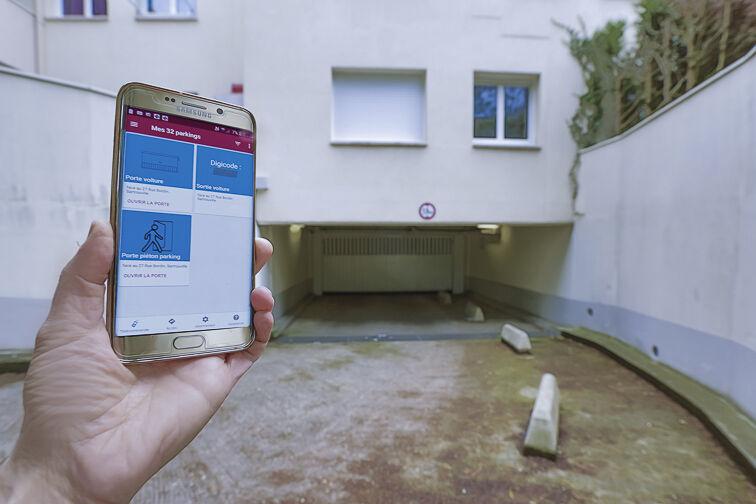 location parking Rue de Stalingrad - Sartrouville