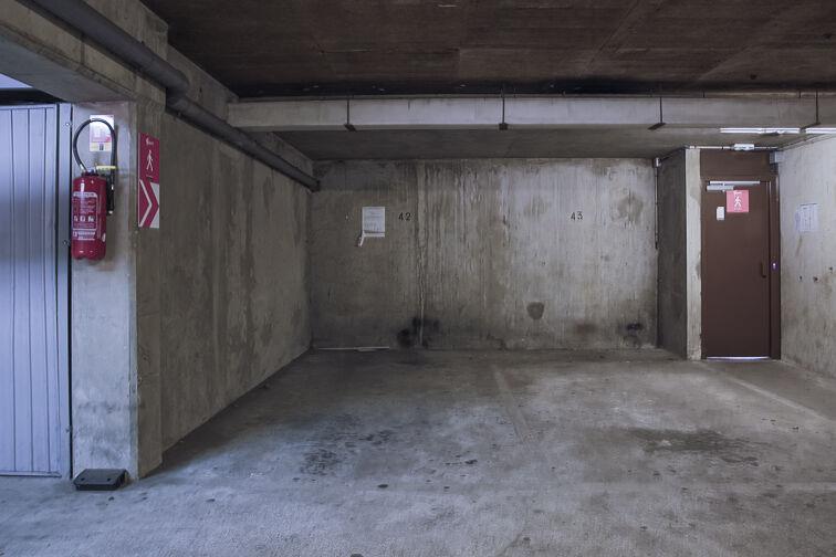 Parking Rue de Stalingrad - Sartrouville box