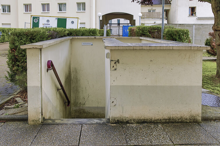 Parking Rue de Stalingrad - Sartrouville pas cher