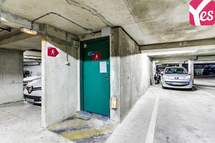 Parking Richelieu - Rueil Malmaison 24/24 7/7