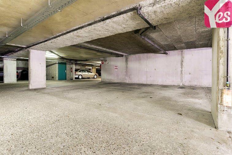 Parking Richelieu - Rueil Malmaison garage