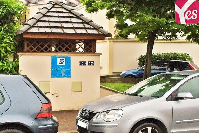 Parking Richelieu - Rueil Malmaison sécurisé