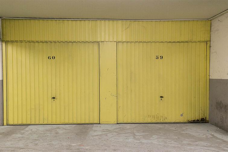 Parking George Clémenceau - La Croix Mallard - Sartrouville garage