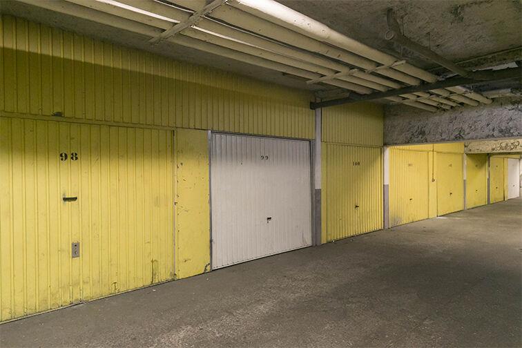 Parking George Clémenceau - La Croix Mallard - Sartrouville box